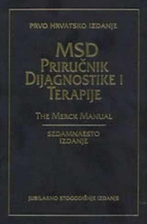MSD - priručnik dijagnostike i terapije