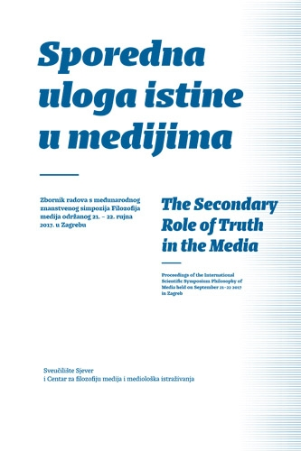 Sporedna uloga istine u medijima