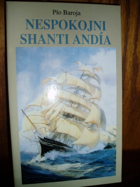 Nespokojni Shanti Andia