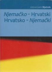 Univerzalni rječnik: njemačko-hrvatski; hrvatsko-njemački