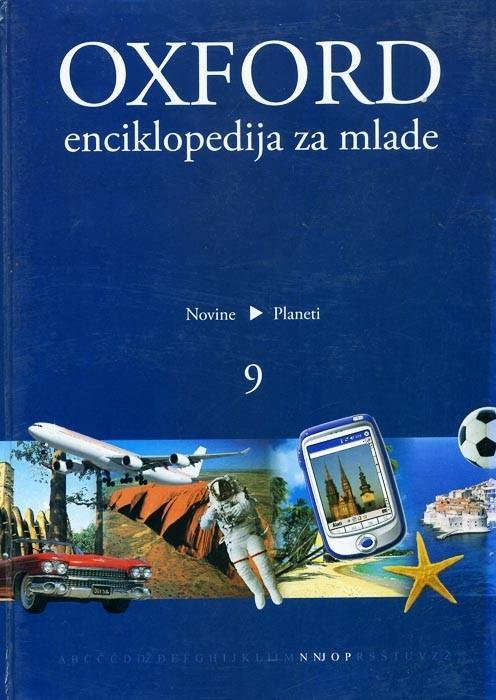 Oxford enciklopedija za mlade ( svezak IX )