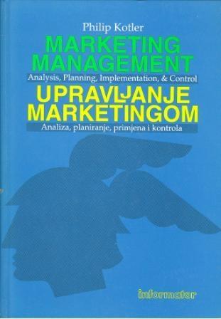 Upravljanje marketingom