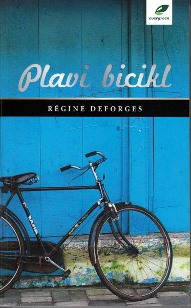 Plavi bicikl