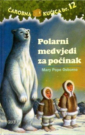 Polarni medvjedi za počinak