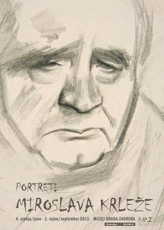 Portreti Miroslava Krleže : uz 120. obljetnicu rođenja