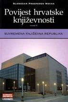 Povijest hrvatske književnosti 4 - Suvremena književna republika