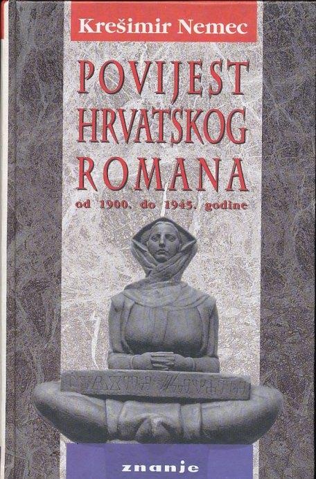 Povijest hrvatskog romana: Od 1900. do 1945. godine