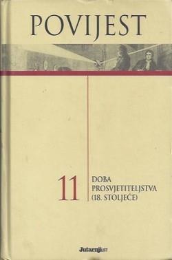 Povijest 11 : Doba prosvjetiteljstva (18. stoljeće)