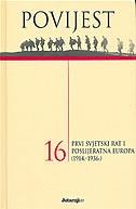 Povijest 16 : Prvi svjetski rat i poslijeratna Europa (1914.-1936.)