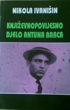 Književnopovijesno djelo Antuna Barca