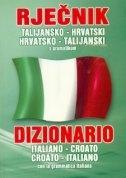 Rječnik talijansko-hrvatski, hrvatsko-talijanski s talijanskom gramatikom