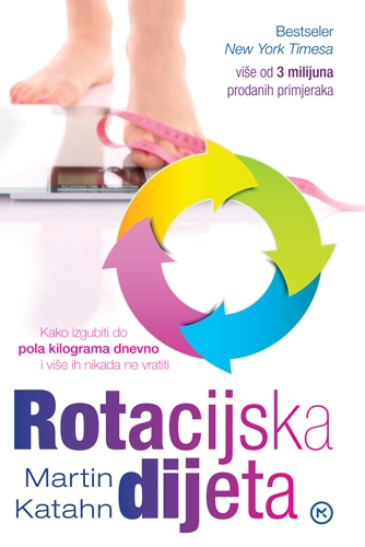 Rotacijska dijeta - Kako izgubiti do pola kilograma dnevno i više ih nikada ne vratiti