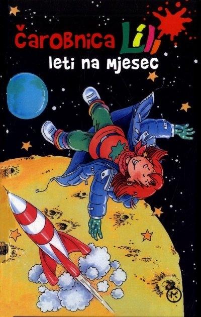 Čarobnica Lili leti na mjesec