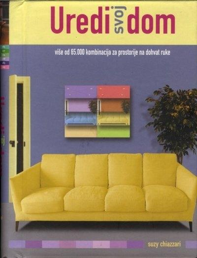 Uredi svoj dom : više od 65.000 kombinacija za prostorije na dohvat ruke