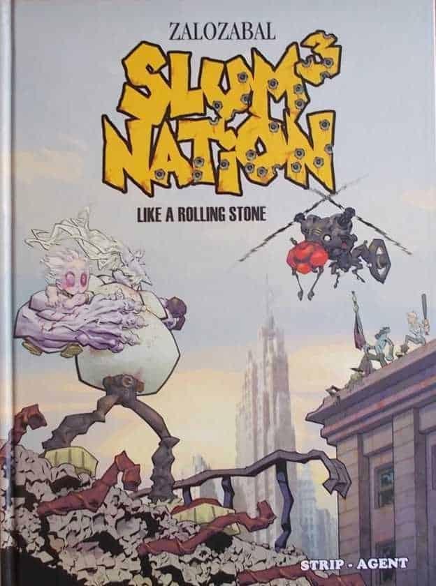 Slum nation 3 : Like a Rolling Stone