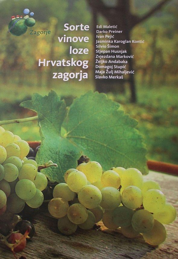 Sorte vinove loze Hrvatskog zagorja