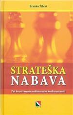 Strateška nabava : put do ostvarenja međunarodne konkurentnosti