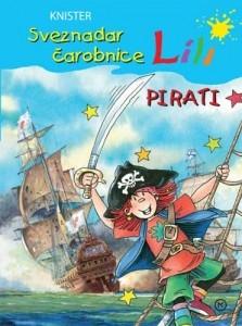 Sveznadar Čarobnice Lili : Pirati