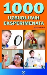 Tisuću uzbudljivih eksperimenata