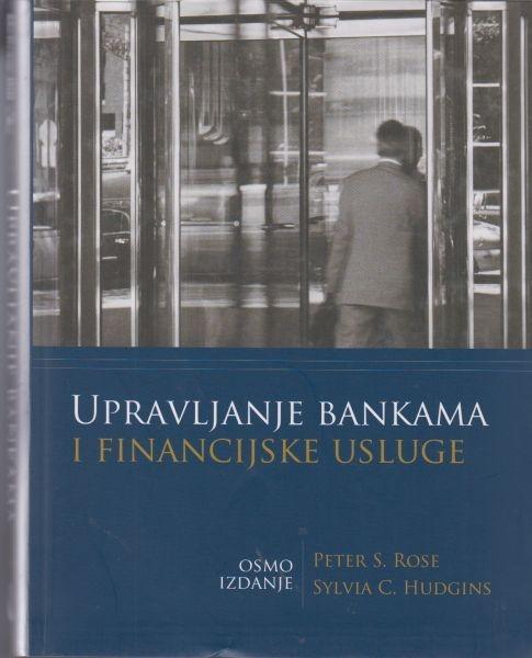 Upravljanje bankama i financijske usluge