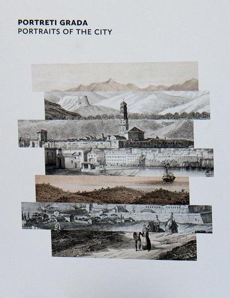 Portreti grada = Portraits of the city : Izbor splitskih veduta od 16. do 19. stoljeća iz likovnih zbirki Muzeja grada Splita