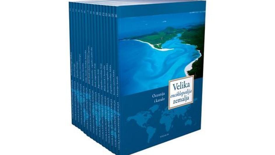 Velika enciklopedija zemalja 16: Oceanija i kazalo