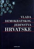 Vlada Demokratskog jedinstva Hrvatske : 1991.-1992