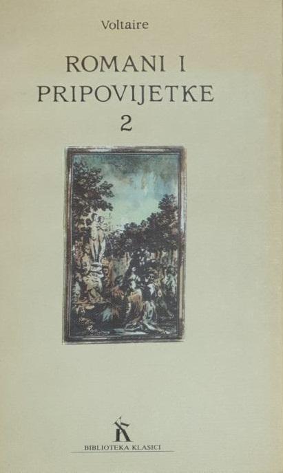 Romani i pripovijetke (2.dio)