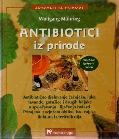 Antibiotici iz prirode