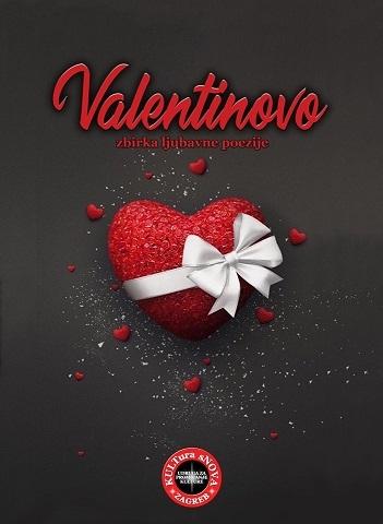 VALENTINOVO: zbirka ljubavne poezije